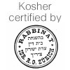 Kosher certificated
